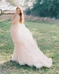 wedding skirt blush pink tulle skirt bridal skirts