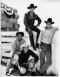 Seeking Tv Cast Alias Casey Tibbs The Cast Of Abc Tv S 1963 Series Stoney Burke