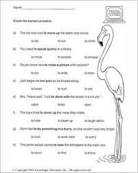 grade 5 english worksheets worksheets