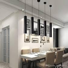 Pendant Light Fixtures Kitchen 5w Pipe Pendant L Cylinder Lights Spot Lights