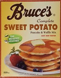 latke mix bruce s sweet potato pancake mix 1 5 lb pancake