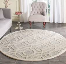 Round Natural Rug by Rug Cam726g Cambridge Area Rugs By Safavieh