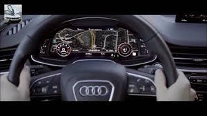 Audi Q7 2017 - 2017 audi q7 interior youtube