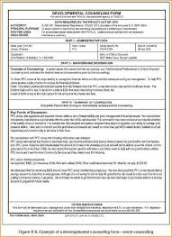 Counseling Form 4856 Fillable Army Form Army Vehicle Risk Assessment Form Exle Army Risk