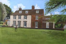 house portraits nina squire the pastel artist