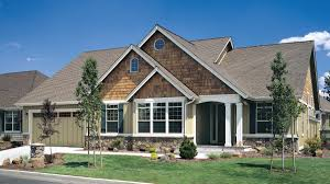 craftsman house plans with walkout basement 4 bedrm 6765 sq ft craftsman house plan 163 1027 plans with