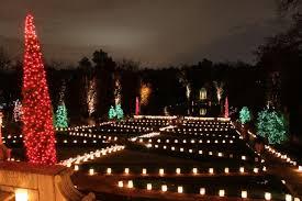 christmas lights in tulsa ok tulsa santa claus photos christmas philbrook museum