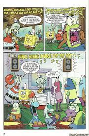 spongebob comics 1 read spongebob comics issue 1 online full