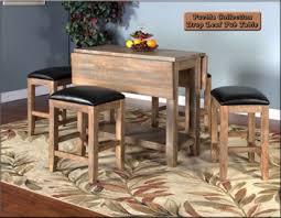 Drop Leaf Pub Table Al U0027s Furniture Dining Furniture Modesto Ca