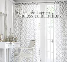 Ready Made Curtains For Large Bay Windows by Curtains Shades Toppers Hardware Ready Made U0026 Custom