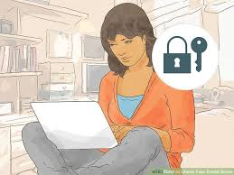 How To Get Free Credit Score Without Signing Up by 3 Ways To Check Your Credit Score Wikihow