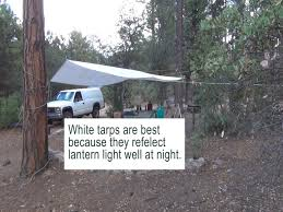 Camping Kitchen Setup Ideas by How To Put Up A Camping Tarp 2 0 Youtube