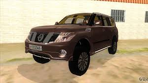 nissan patrol 1990 off road nissan patrol for gta san andreas