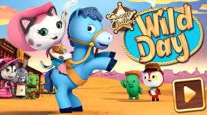 sheriff callie u0027s wild west game episode wild day disney junior