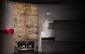 origami marble fireplace an original creation with modern and