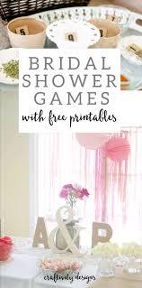 vintage bridal shower games scattergories printable more