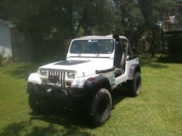 jeep yj snorkel gallery