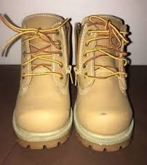 womens hiking boots payless payless smartfit toddler boys boots size 7 5 light brown side