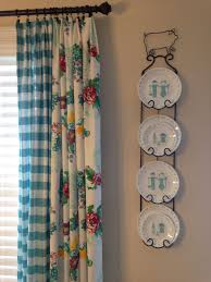 Vintage Cowboy Curtains by Pioneer Woman Kitchen Curtains Using Tablecloths Farmhouse