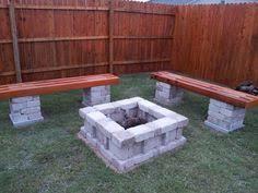 Backyard Firepit Ideas Backyard Patio Pavers Unilock Paver Patio U0026 Firepit Outdoor