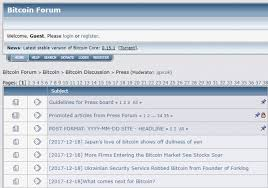 bitcoin forum bitcoin forum site info and news cryptocurrency