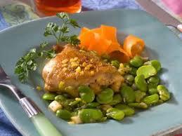 comment cuisiner des feves fraiches fèves fraîches au cumin facile recette sur cuisine actuelle