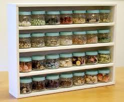 Spice Rack Empty Jars Best 25 Small Kitchen Spice Racks Ideas On Pinterest Kitchen