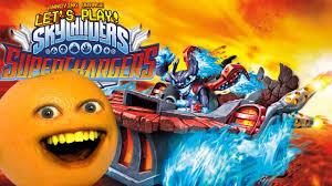 annoying orange plays skylanders chargers