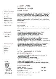 Receptionist Job Resume Sample Resume For Hotel Jobs Job Resume Samples A Hotel Management