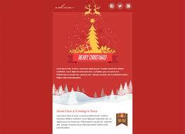 20 wonderful christmas u0026 email templates u0026 graphic