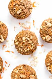 healthy carrot cake blender muffins simply quinoa