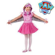costume carnevale paw patrol bambino rubie u0027s carnival skye