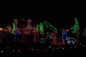 christmas lights in alabama spring valley home named best christmas display in alabama