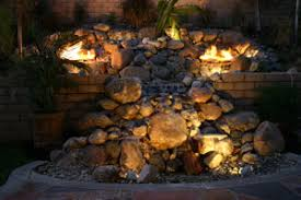 Fire Pit Crystals - outdoor gas fire pits with fireglass and fire crystals custom