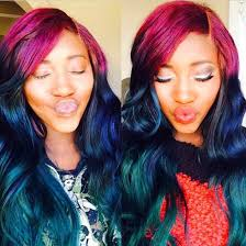 what color does pink and blue make make up hair color pattern ombre green hair blue hair pink