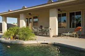Concrete Backyard Patio by Concrete Patios 12 Great Designs And Ideas