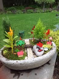 Fairy Garden Ideas For Kids by Fairy Garden For Boys Dog Park Theme Kids Pinterest Boy