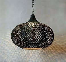 Pendant Light Shades New Moroccan Style Pendant Light Thehappyhuntleys
