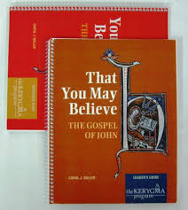 gospel of bible study that you may believe kerygma program