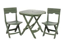 resin folding table and chairs cosco piece folding bistro style patio table and inspiring plastic