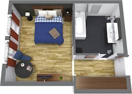 room floor plan designer hotel room layout roomsketcher