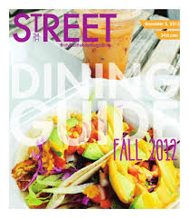 r ultat cap cuisine fall 2012 dining guide by 34th magazine issuu