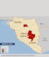 Map Of Sierra Leone Sierra Leone Declared Ebola Free Tackle Ebola
