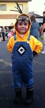 minion costumes no sew easy diy cheap minion costumes by harvard homemaker hang