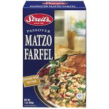 matzah farfel streits passover matzo farfel 1 lb meijer