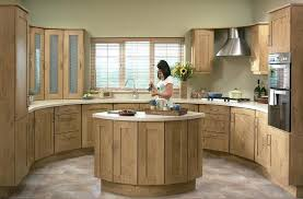 Hickory Wood Kitchen Cabinets Natural Oak Kitchen Cabinets U2013 Fitbooster Me