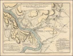 Map Delaware Washington Crosses The Delaware Again Hamodia Jewish And Israel News
