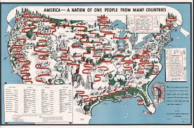 Show Me The Map Of United States Of America 37 maps that explain how america is a nation of immigrants vox