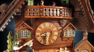 8 Day Cuckoo Clock Chalet Style 8 Day Angry Hausfrau 18 U0027 U0027 Cuckoo Clock By Rombach