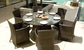 Garden Sofa Dining Set Wonderful Rattan Style Garden Furniture Home Design And Decor
